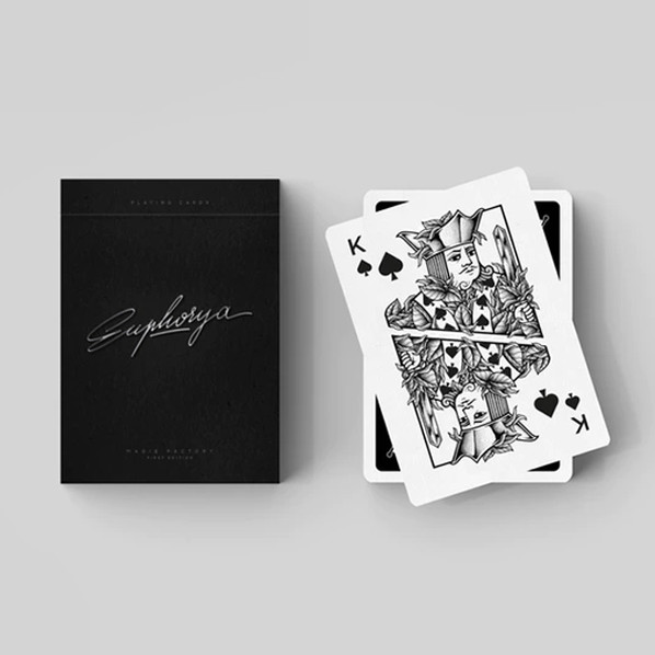 Euphorya Playing Cards 1st Edition