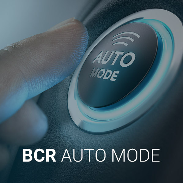 Mode Automatique B.C.R