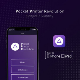 Pocket Printer Revolution (IOS)